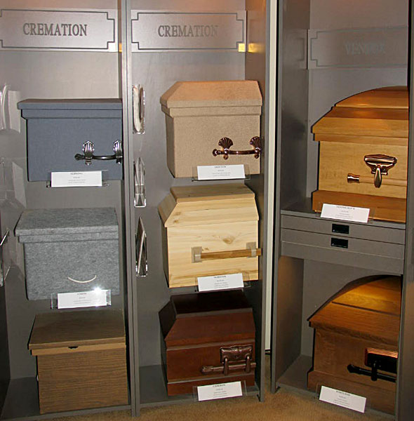 Cremation burial caskets urns markers boise funeral home idaho